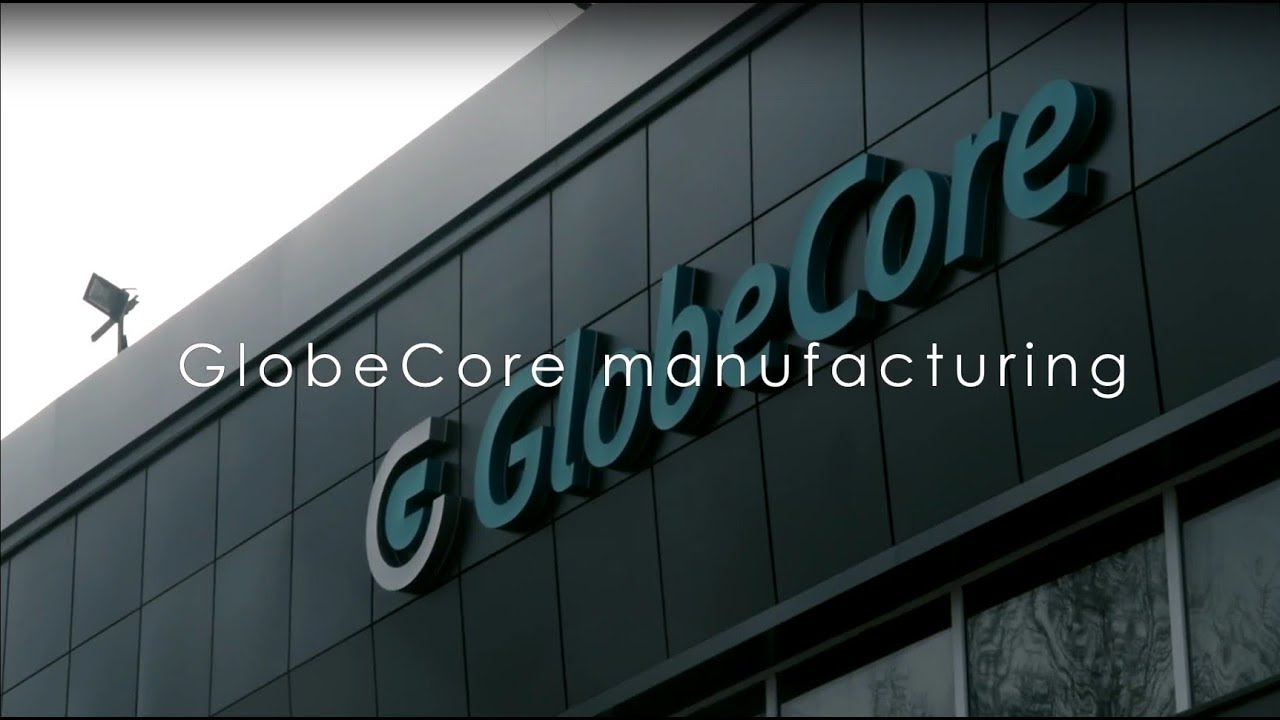 Globecore oil purification plant
