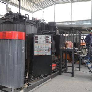 bitumen modification plant
